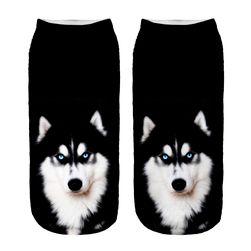Čarape sa haskijem