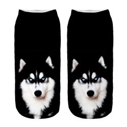 Ponožky s huskym