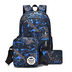 Школьный набор с рюкзаком Pedro