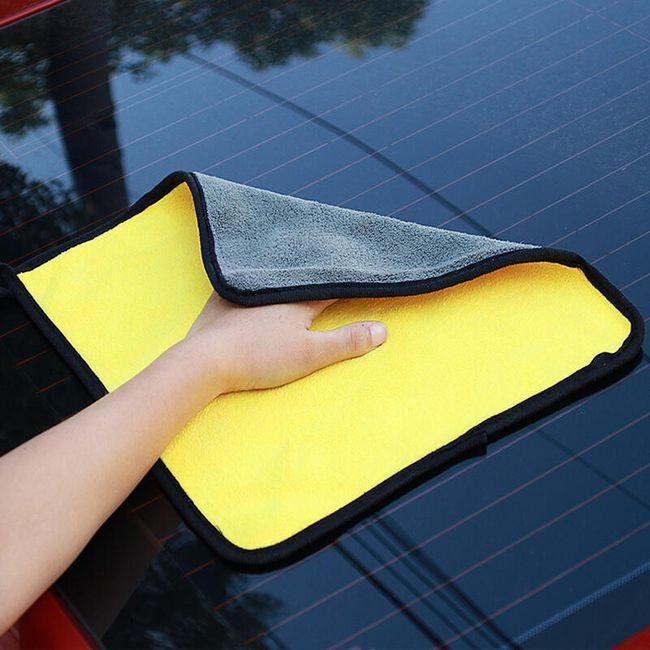 Čistící ručník pro auta MSR01 1