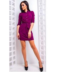 Платье-рубашка Mai