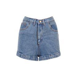 Женские шорты с высокой талией Alyssa