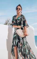 Plážové šaty Francessca