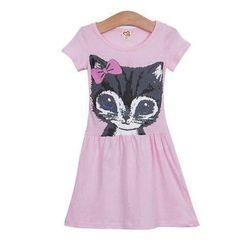 Obleka za dekleta Viki