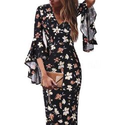 Dámské plus size šaty Veronika