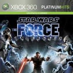 Gra (Xbox 360) Star Wars: The Force Unleashed