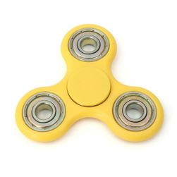 Kolorowy Fidget spinner jako zabawka przeciw stresowi - 2 kolory