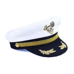 Čepice námořník / kapitán dospělá RZ_184022
