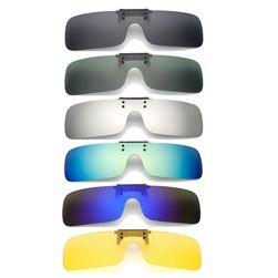 Nakładka polaryzacyjna na okulary korekcyjne