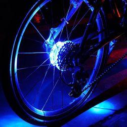 Podświetlenie LED kół do rowerów - 5 wariantów