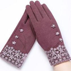 Dámské zimní rukavice - více variant