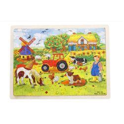 Dětské puzzle DG23