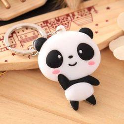 Brelok w kształcie pandy