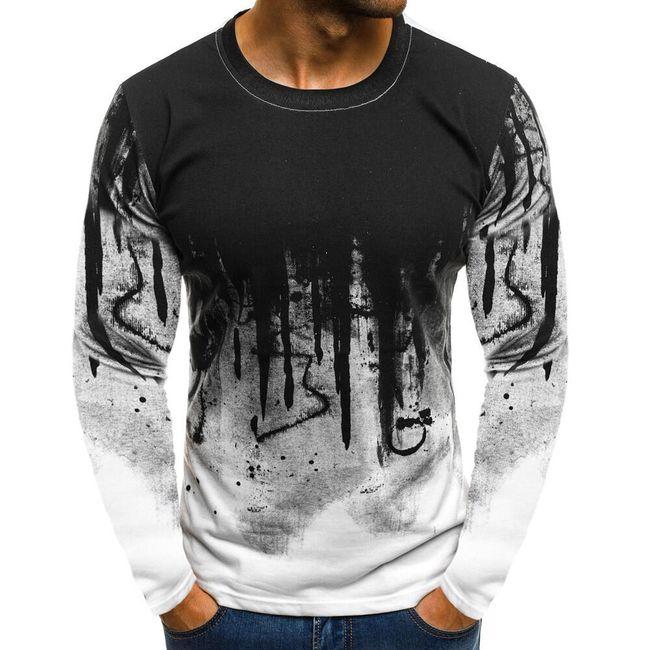 Męski sweter SM3 1