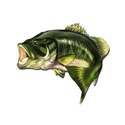 Naklejki samochodowe - ryby