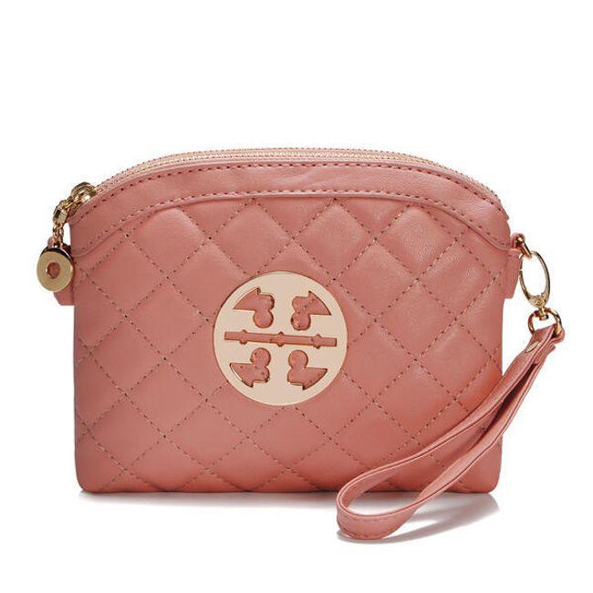Dámská kabelka s kovovou ozdobou - v 5 barvách 1