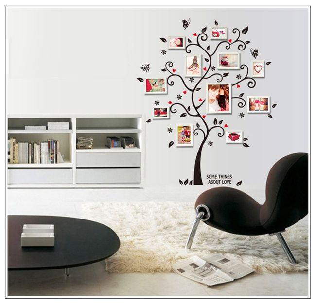 Autocolant pentru perete - Arborele vieții 1