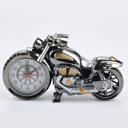 Budík v podobě motorky - 4 varianty
