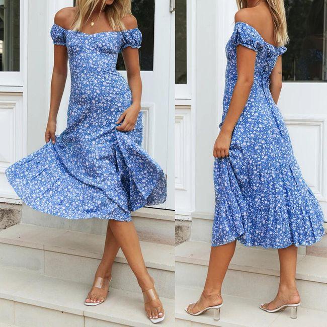 Dámské šaty TF7055 1