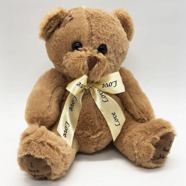 Plyšový medvěd BJ09 1