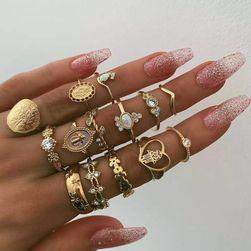 Komplet pierścionków B07151