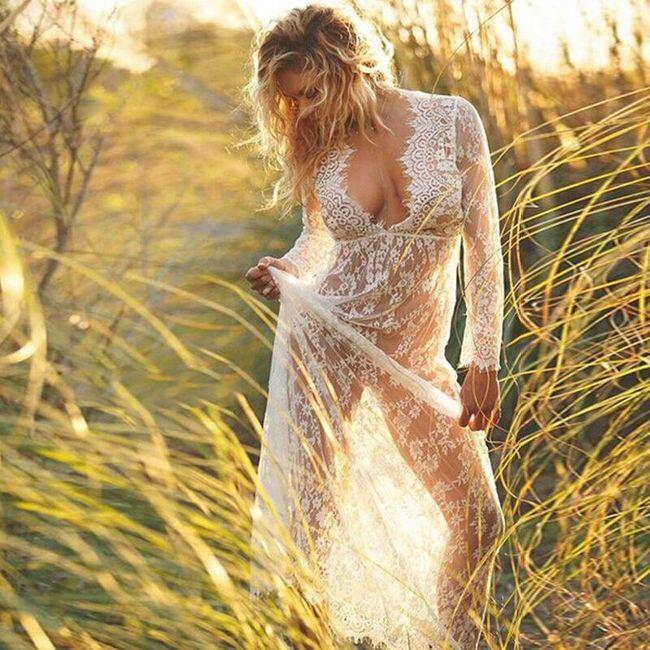 Plażowa sukienka BD5 1