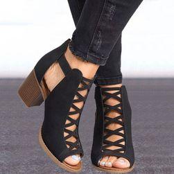 Dámské sandály na podpatku Tallis