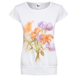 Tričko ručně malované Lilie