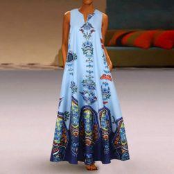 Ženska maksi haljina Resora