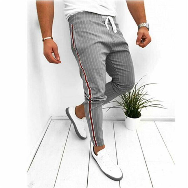 Muške pantalone Bart 1
