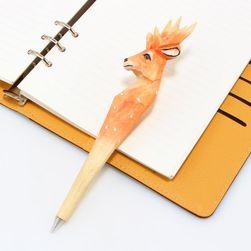 Hemijska olovka u obliku jelena - 3D