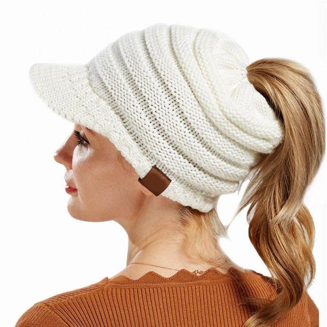 Dámská zimní čepice X02 1