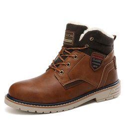 Erkek kışlık ayakkabı Janis