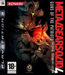 Igre (PS3) Metal Gear Solid 4: Guns of the Patriots