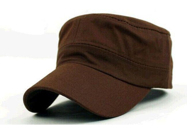 Čepice s kšiltem - více barev 1