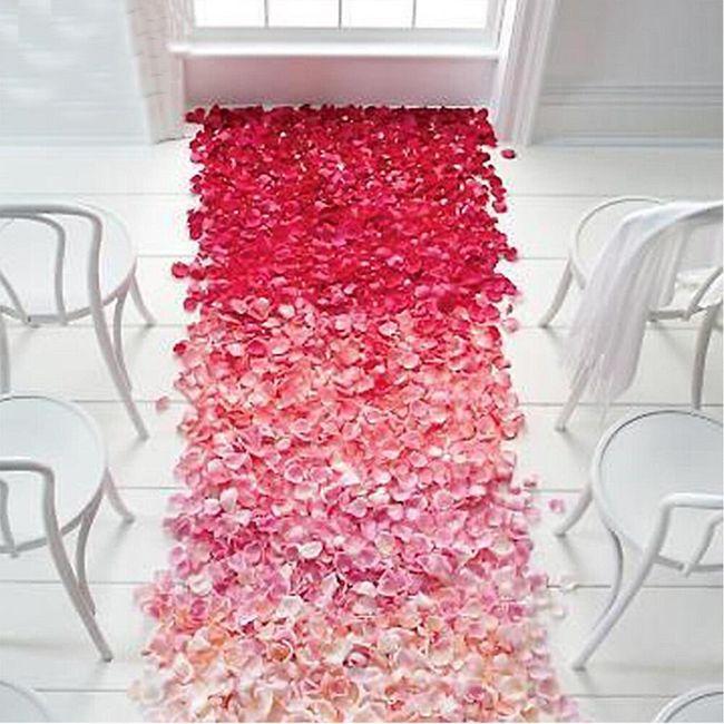 500 dekoratif taç yaprak seri 1