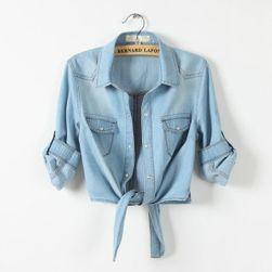 Damska dżinsowa kurtka TF7061