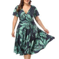 Dámské šaty plus size Genevre