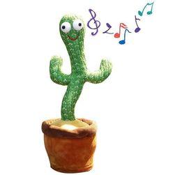 Un cactus care vorbește și vorbește Cactusino