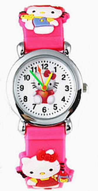 Pohádkové hodinky pro děti - na výběr ze 4 motivů 1