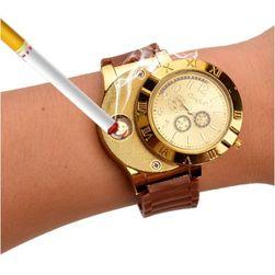 Мъжки часовник със запалка - 3 цвята