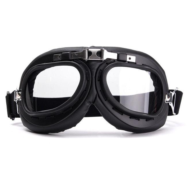 Retro motosiklet gözlüğü 1