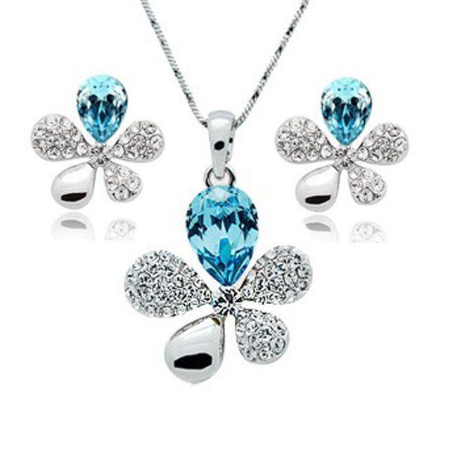 Komplet biżuterii AS117 1
