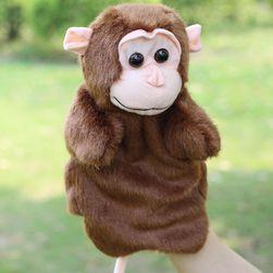 Кукли за ръце в дизайн на разкошни животни