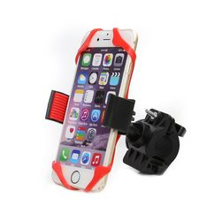Nastavitelný držák na kolo pro mobil či GPS
