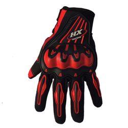 Motorkářské rukavice - 3 barvy, 3 velikosti