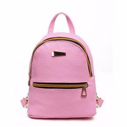 Elegantní dívčí batoh s odepínatelnými popruhy