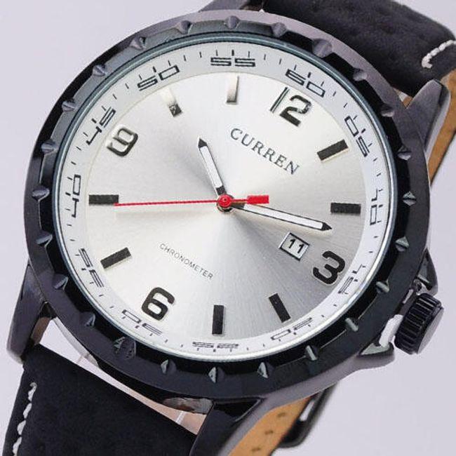 Pánské sportovní hodinky Curren - 3 barvy 1