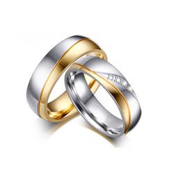Elegantni verenički prsten