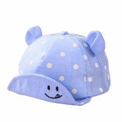 Детска шапка с козирка B08196